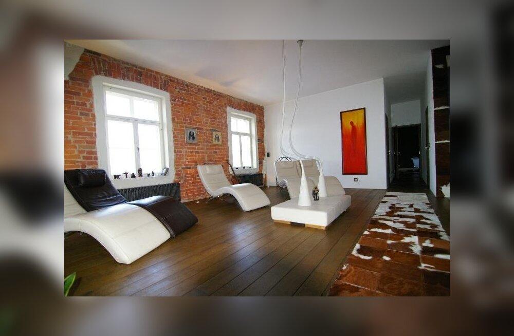 Ober-Haus: Tallinnas korterite tehingute arv ja hinnad kasvavad