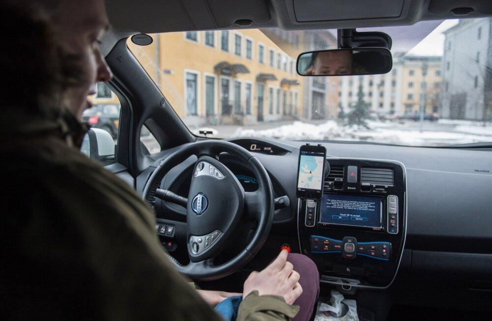 Uued töösuhted sunnivad Eesti riiki üle vaatama oma maksusüsteemi