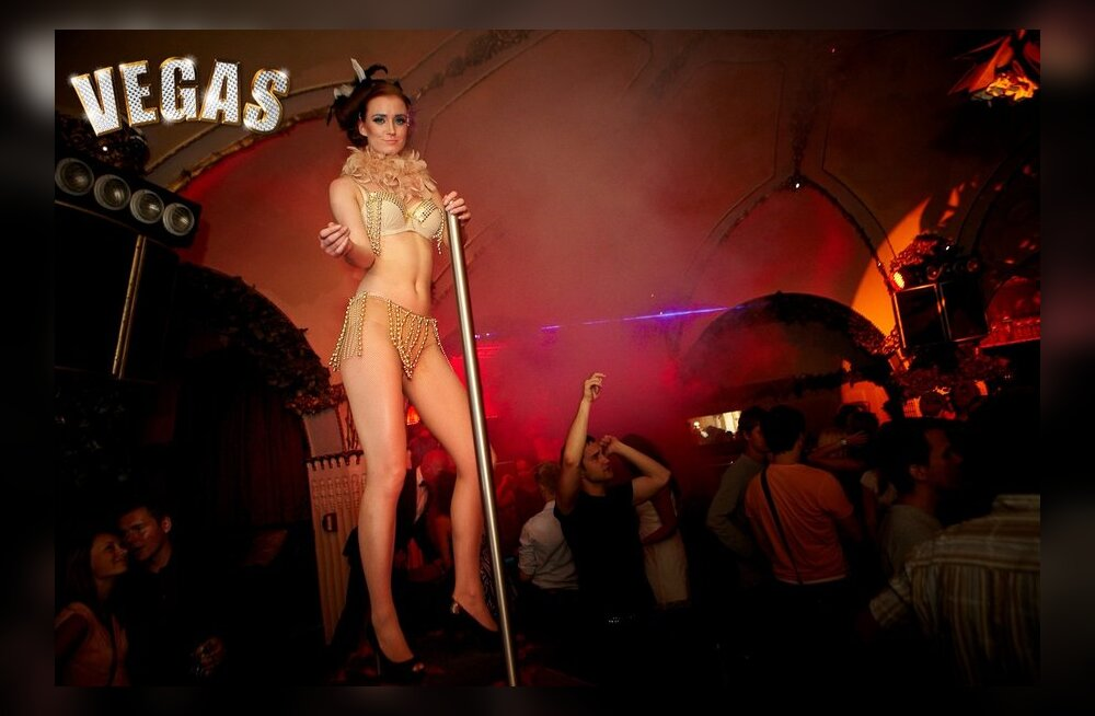 Tähtede sadu säraval Vegase peol Klubis Teater