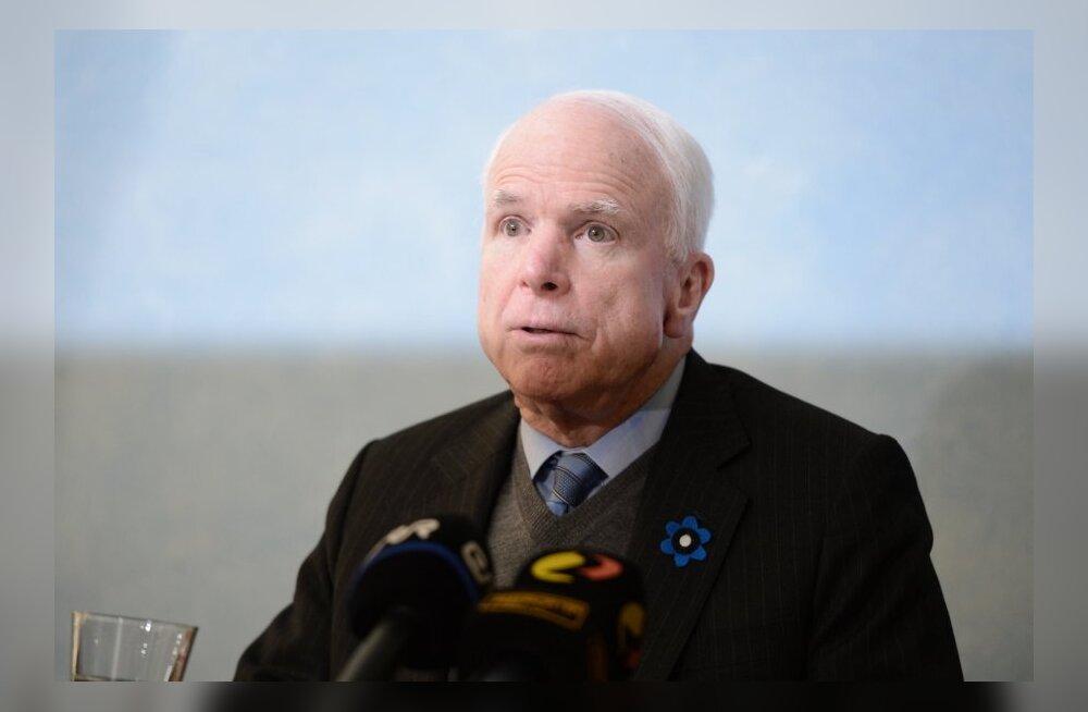 USA senaatorid nõudsid Venemaale täiendavaid sanktsioone kohe, mitte pärast Ukraina valimisi