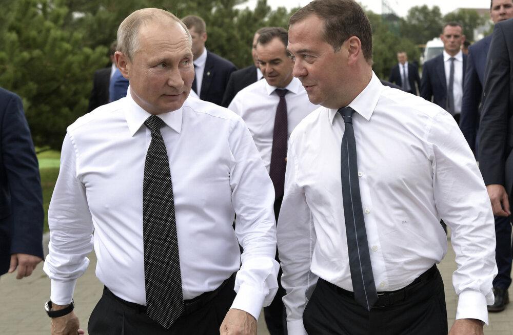 В России могут ввести четырехдневную рабочую неделю
