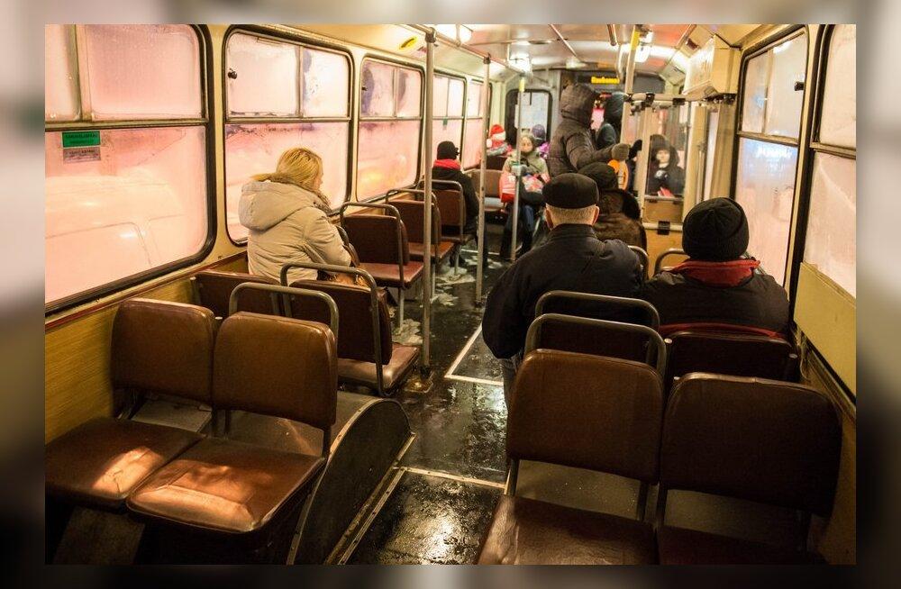JUHTKIRI: Tallinna autistlik ühistransport