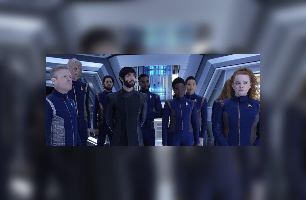 Fännidel on, mida oodata: Star Treki autorid panid seitsmeks aastaks plaanid paika
