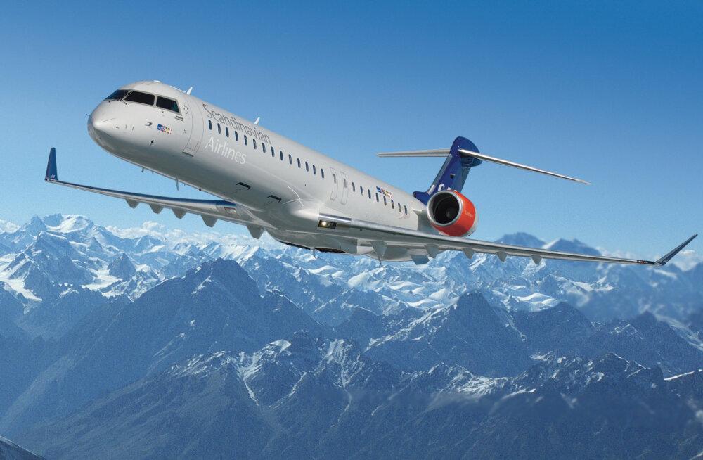 Riigifirma tagab Nordica uute lennukite laenu olemasolevaid lennukeid pantides