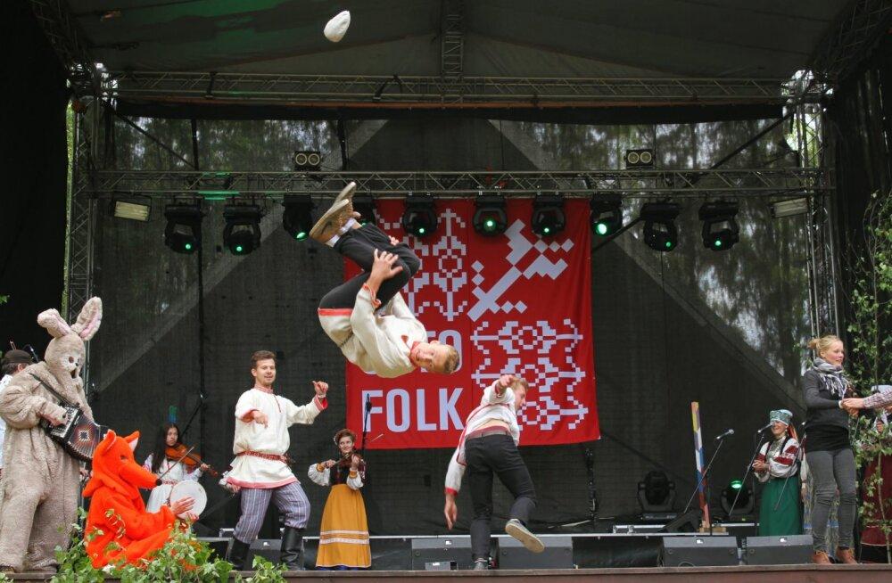 Seto Folk pääses Euroopa parimate festivalide sekka