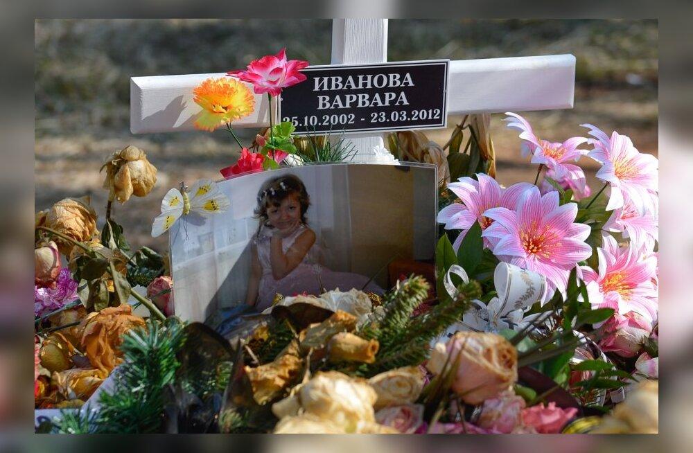 Varvara Ivanova surmast möödub kuu