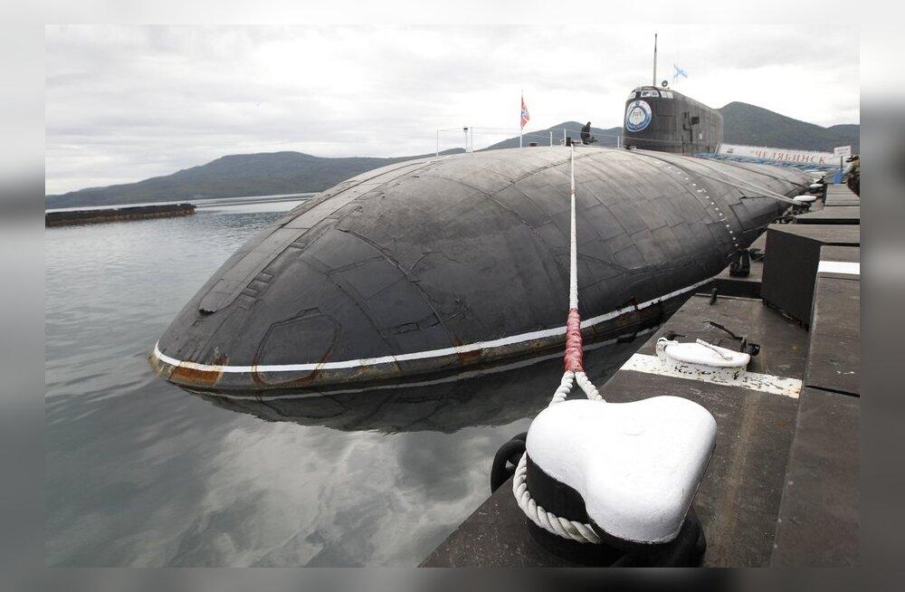 Leht: Vene mereväelased kardavad uusi digitaalsüsteemidega allveelaevu