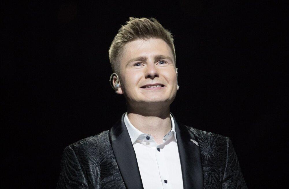 Eesti otsib superstaari võitjaks pärjati Uudo Sepp