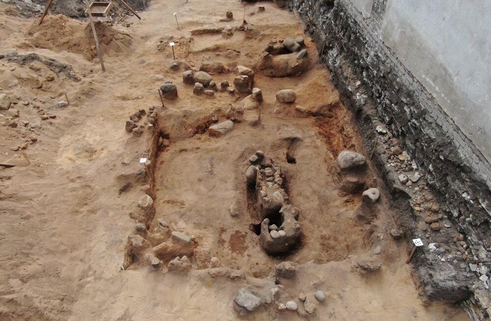 INTERVJUU ARHEOLOOGIGA | Uued leiud tõid pöördelise tõestuse: Tallinna südalinnas elati juba kiviajal