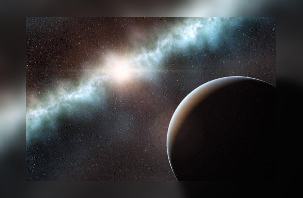 Astronoomidel õnnestus esmakordselt planeedi sündi tunnistada!
