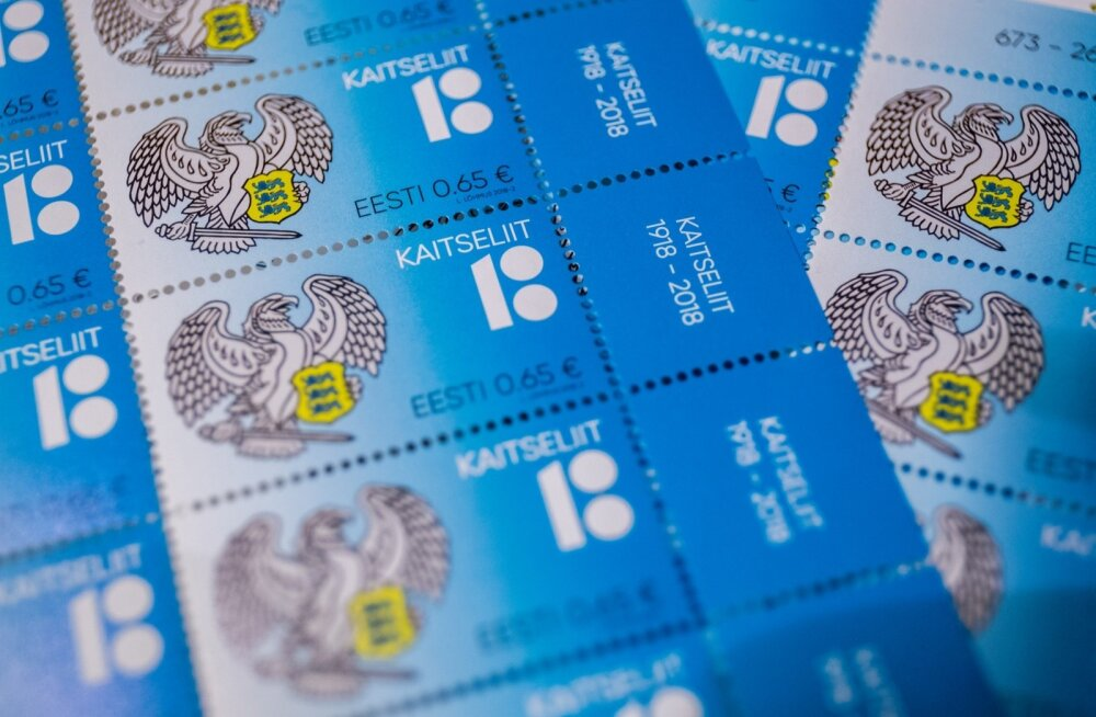 Kaitseliidu postmark