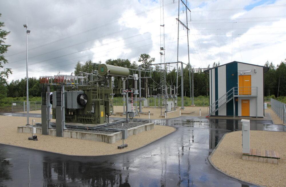 Balticconnectorit elektriga varustavad alajaamad on valmis