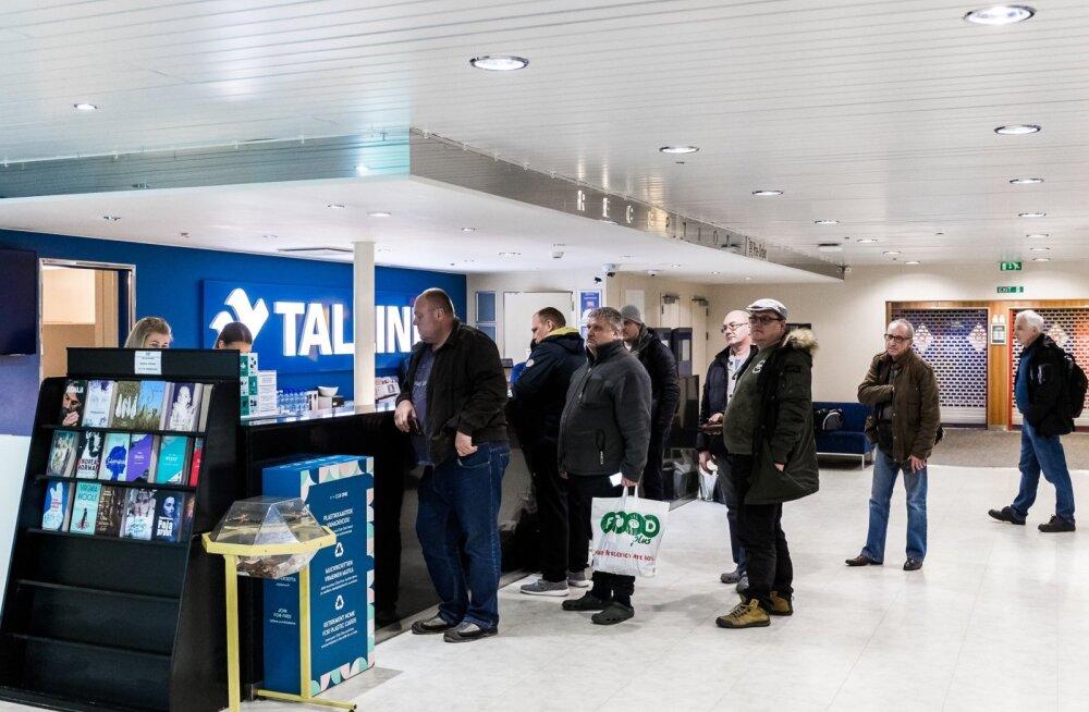 Карантин в Финляндии: для туристов из Эстонии пока действует исключение, но все может поменяться
