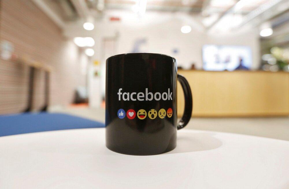 Facebook hakkab jälgima, kas sa lähed reklaami õnge