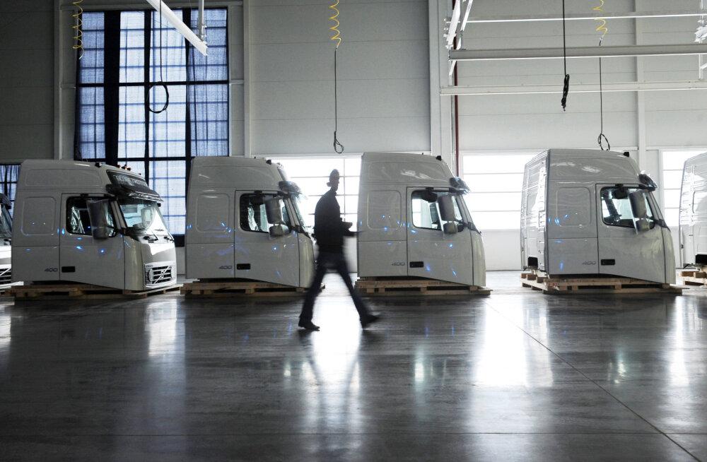 Maaklerfirma soovitab osta Volvo aktsiat