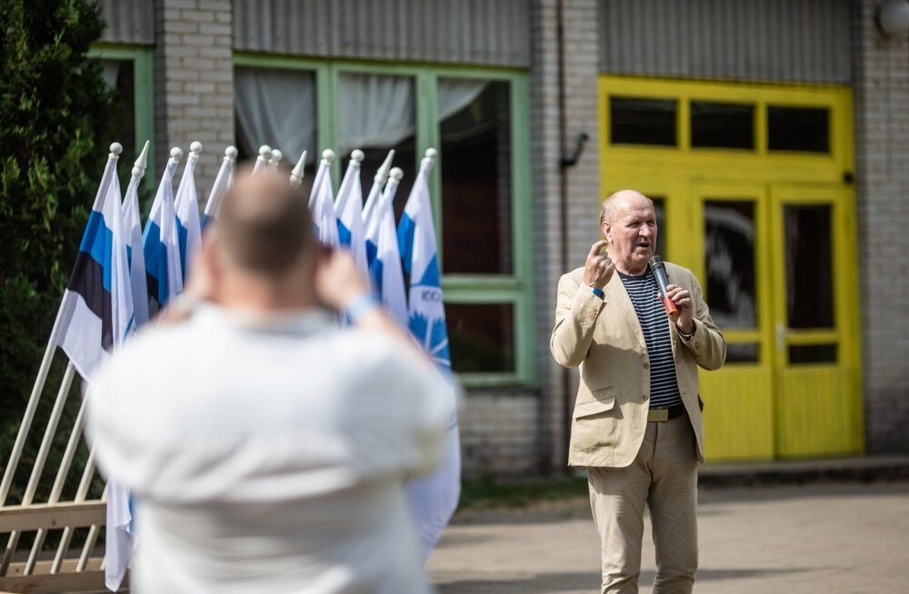 Mart Helme: valitsus peab põuakahjude leevendamiseks andma intressita laenu