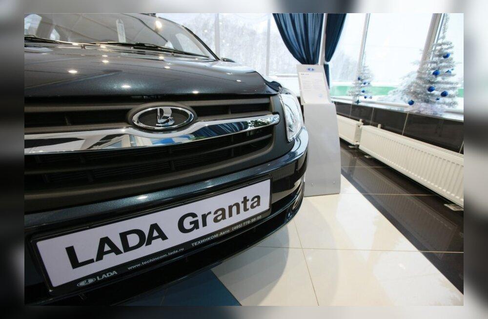 Lada Granta müügis