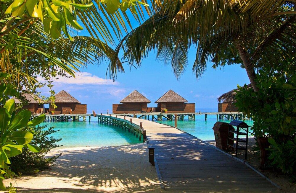 Veeda jõulud ja aastavahetus Maldiividel: edasi-tagasi lennud Tallinnast 611 eurot!