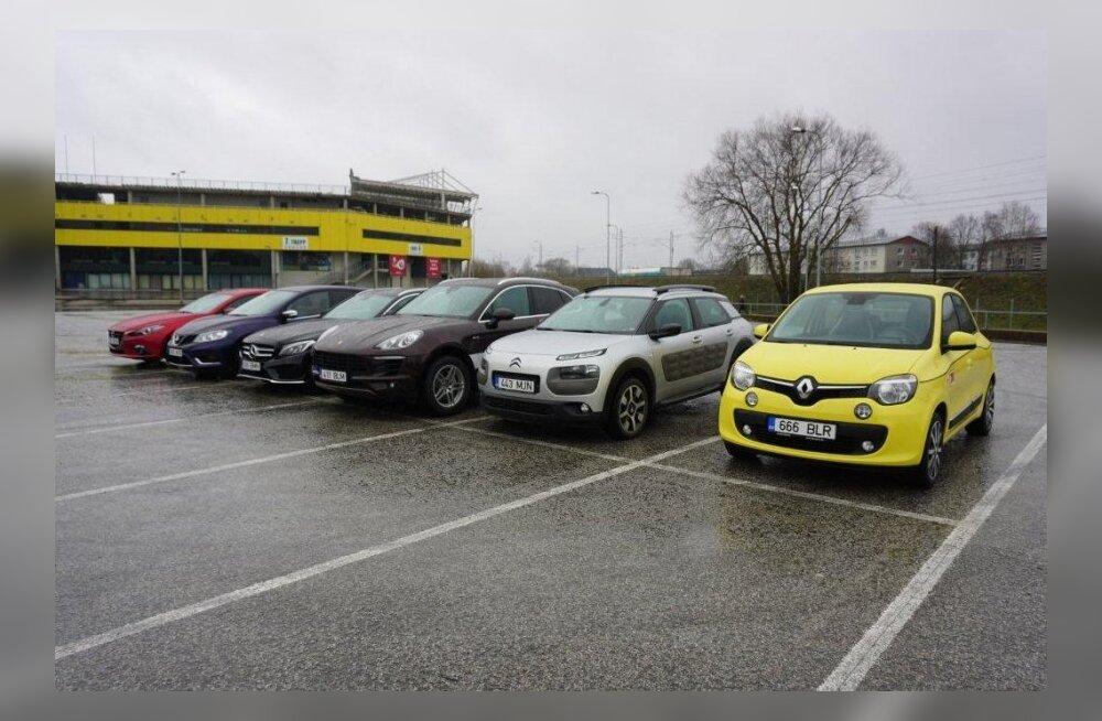 Renault Twingo: Eesti aasta auto 2015 selgunud, tutvu võitjaga!
