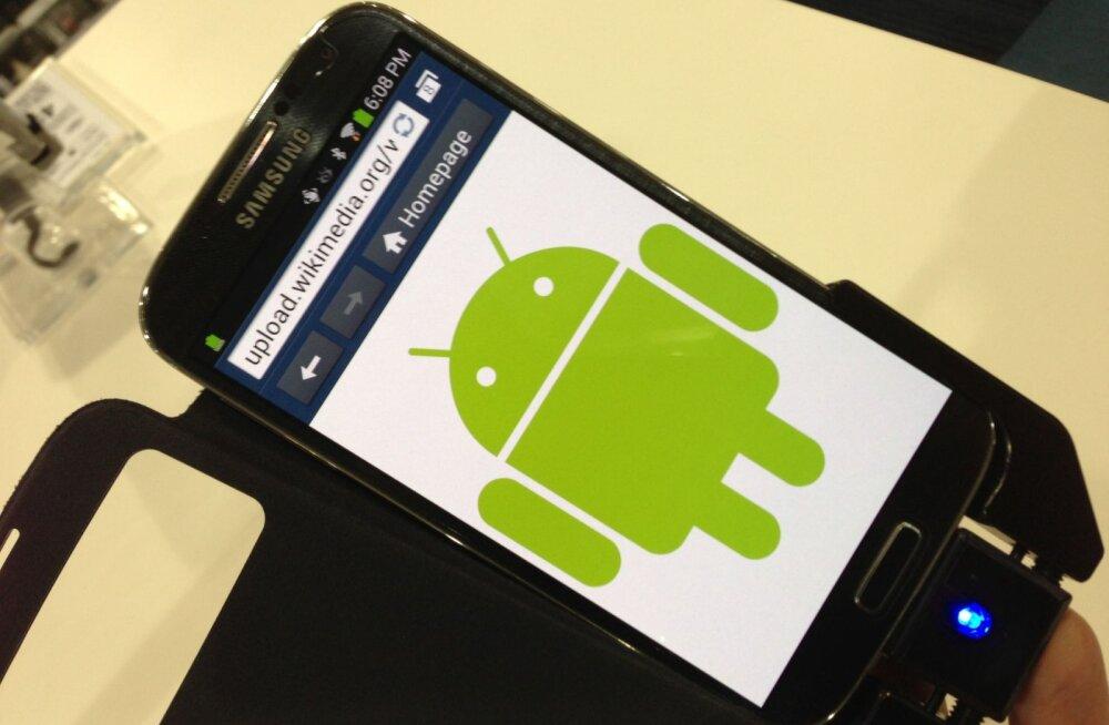 Mõru nali: Androidi turvariski ravib paljudel juhtudel eelkõige seadme purustamine haamriga