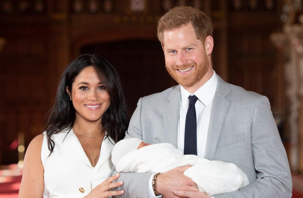 Must stsenaarium kuninglikus perekonnas: prints Harry poeg võib tulevikus lõksu jääda!