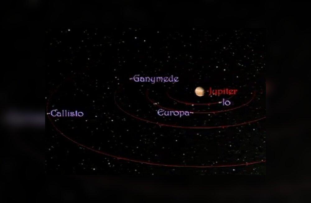 Maa raiskab raha Marsi-lendudele, elu tasuks otsida hoopis Jupiteri kuudelt