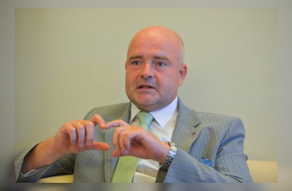 Andres Anvelt justiitsminister