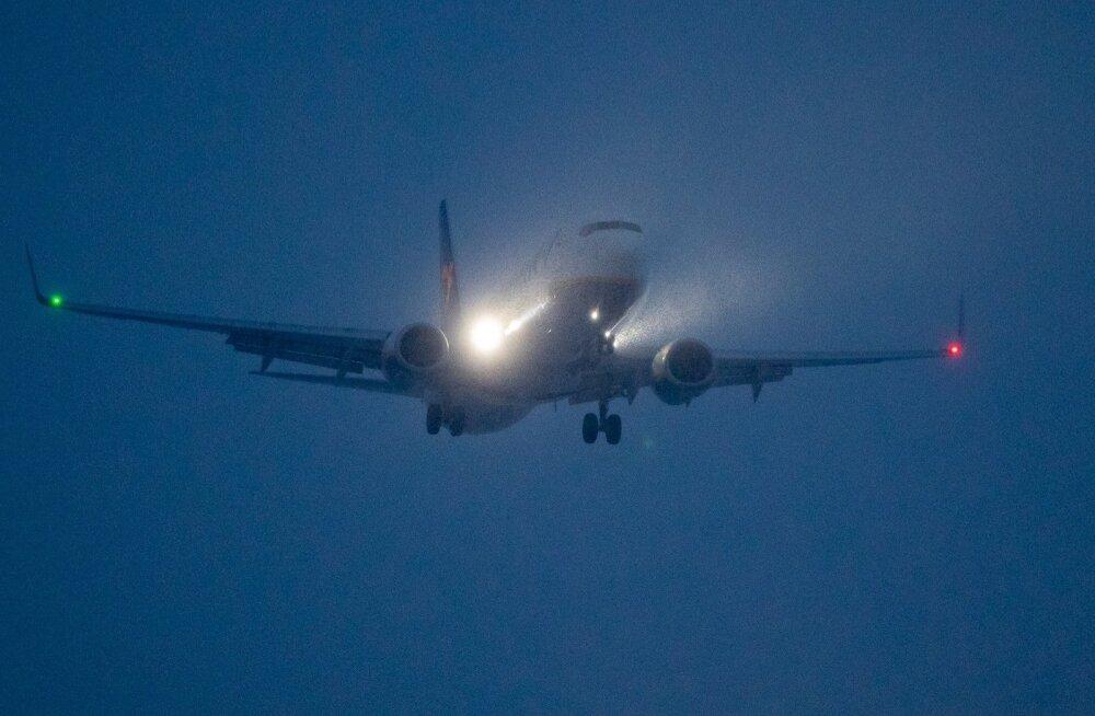 Umbes lennujaamad, halb ilm ja teised põhjused, miks lennud hilinevad