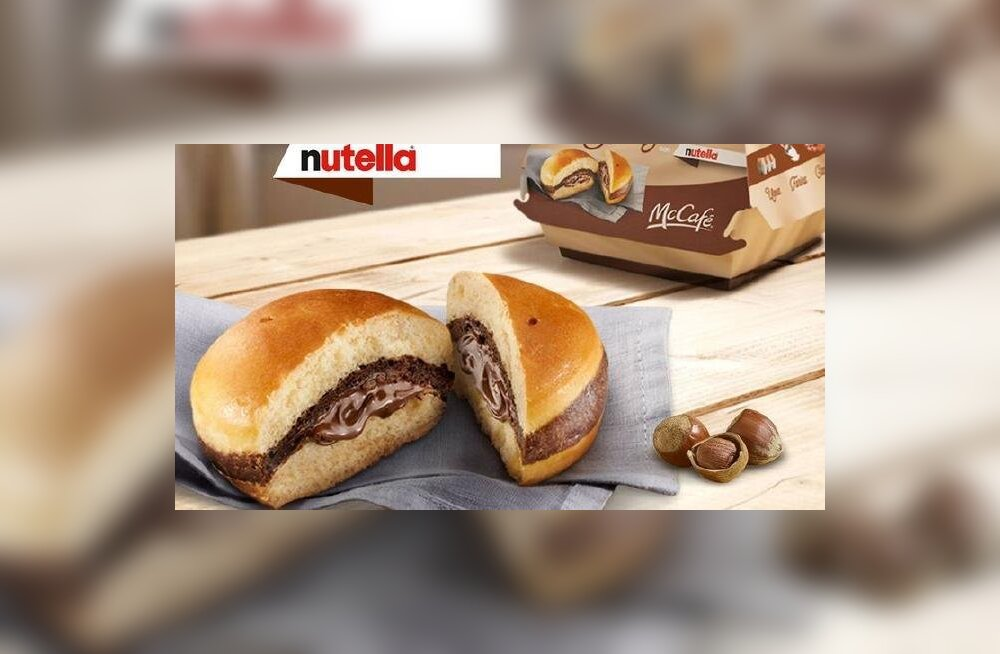 Nutellaburger