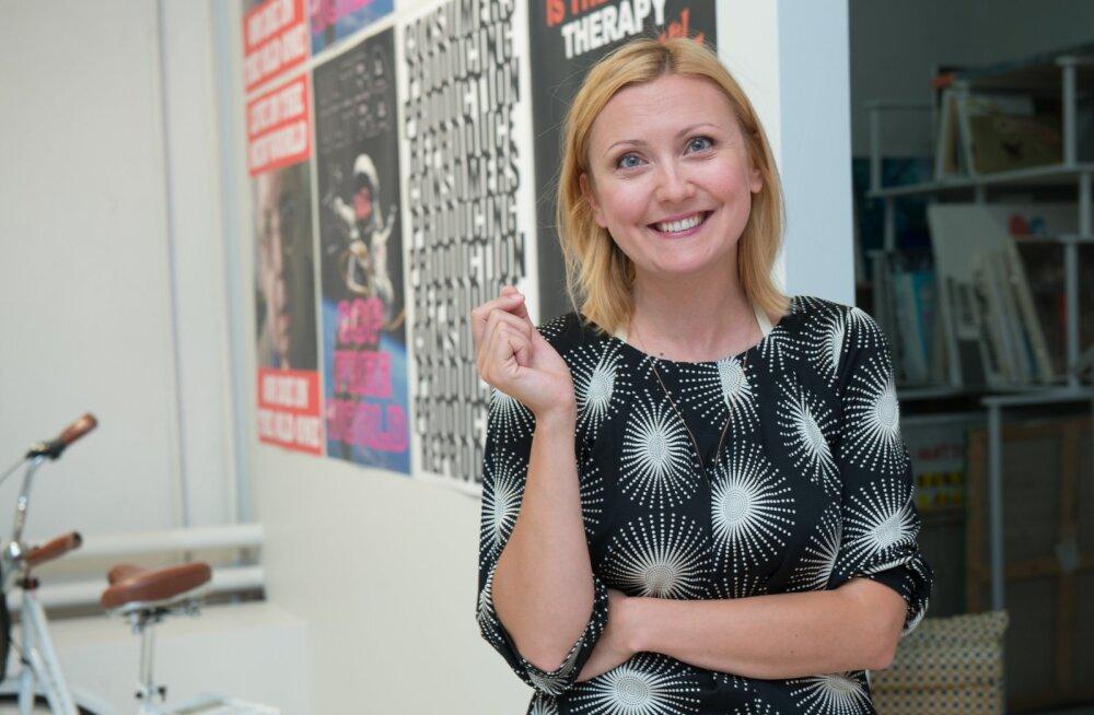 Galerist Olga Temnikova