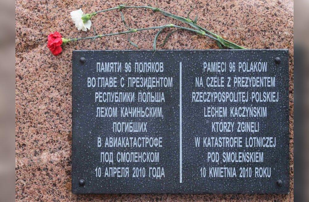 Medvedev ja Komorowski kohtuvad Smolenskis