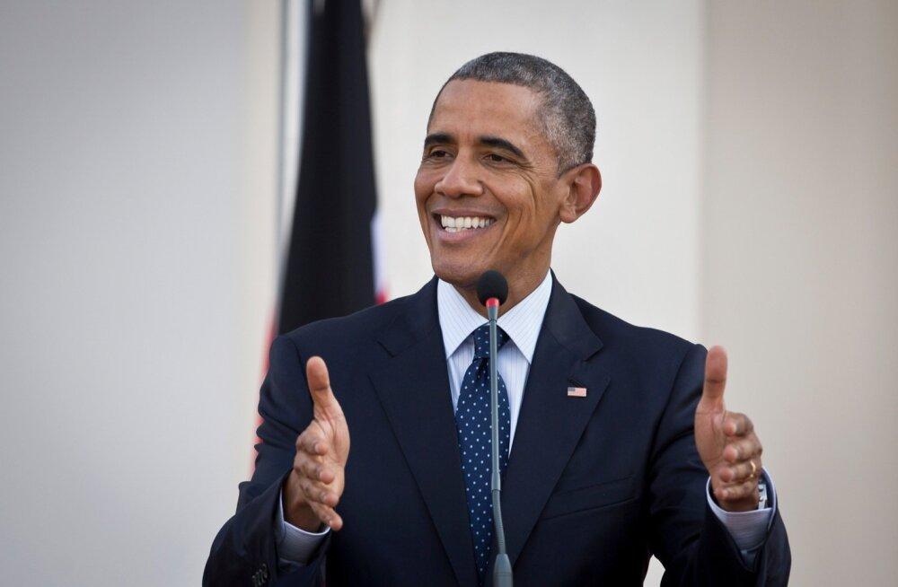Obama Keenias