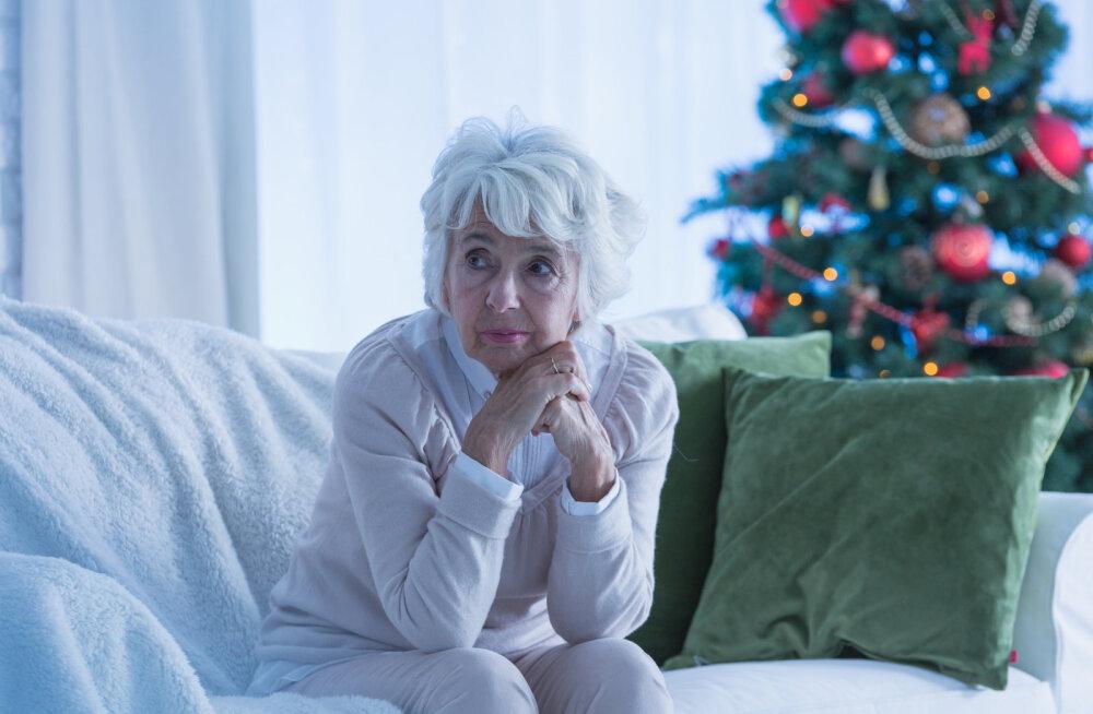 Tunnete kiirabi ehk kuidas end jõulude ajal mitte üksikuna tunda