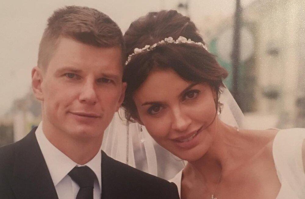 Андрей Аршавин впервые о разводе: я гулял и теперь жалею