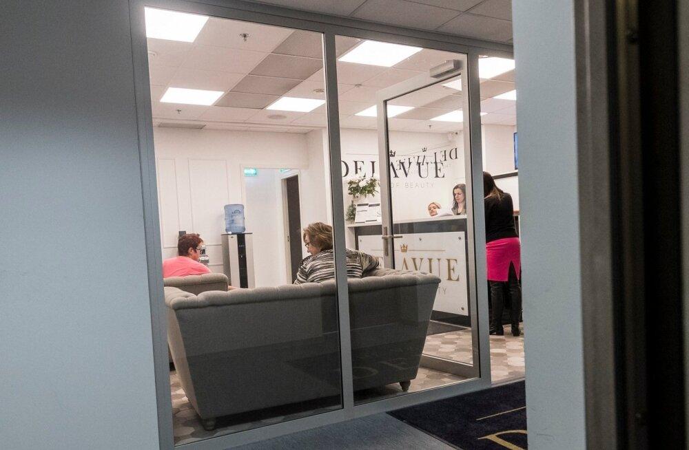 Долги обанкротившегося салона Delavue составили 1,5 млн евро, кредиторам надеяться не на что
