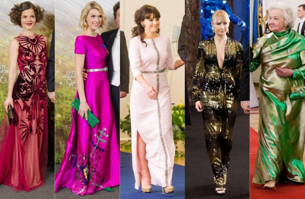FOTOD   Leia oma lemmik! 100 parimat kleiti presidendi vastuvõtult läbi aegade