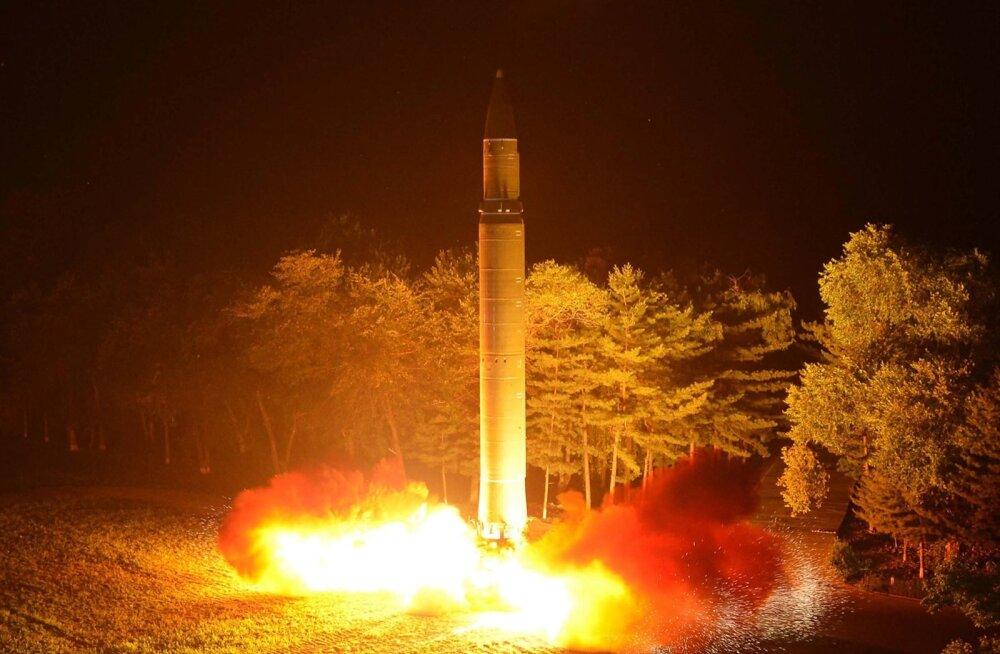 Rakett Hwasong-4