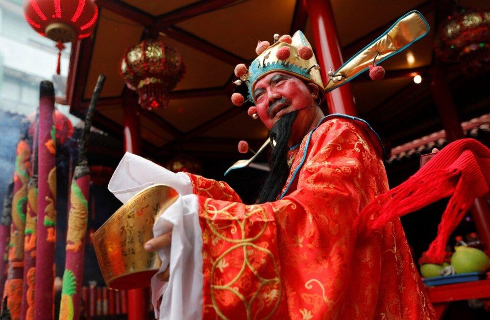 ГАЛЕРЕЯ: По всему миру встретили китайский Новый год