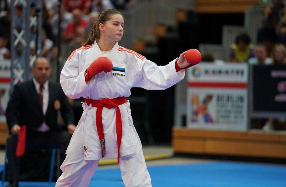 Karateka Li Lirisman