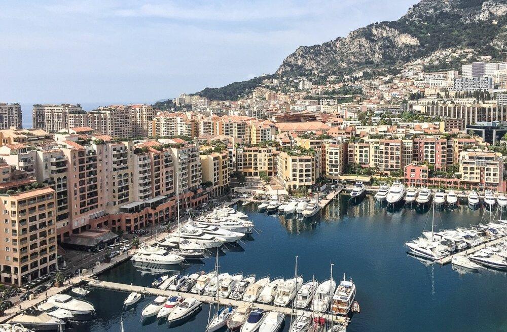 Moodsalt multimodaalselt Prantsuse Rivierasse ja tagasi