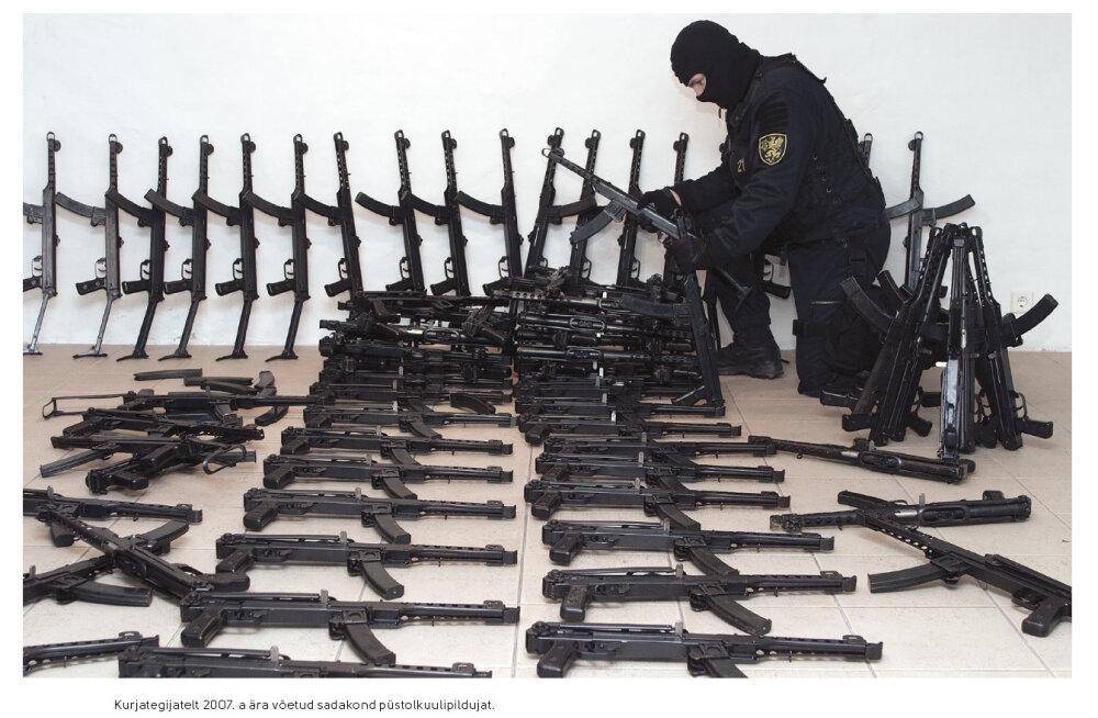 Kapo aastaraamat: kasvanud terrorioht, korrumpeerunud ametnikud ja lobireeglite puudus
