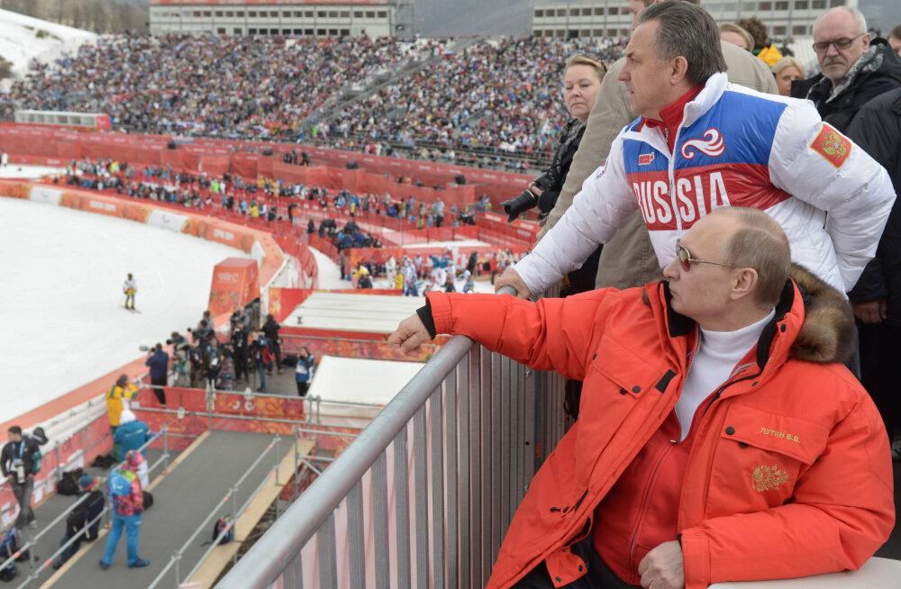 Venemaa riikliku dopingusüsteemi paljastanud vilepuhuja Rodtšenkov annab välja elulooraamatu