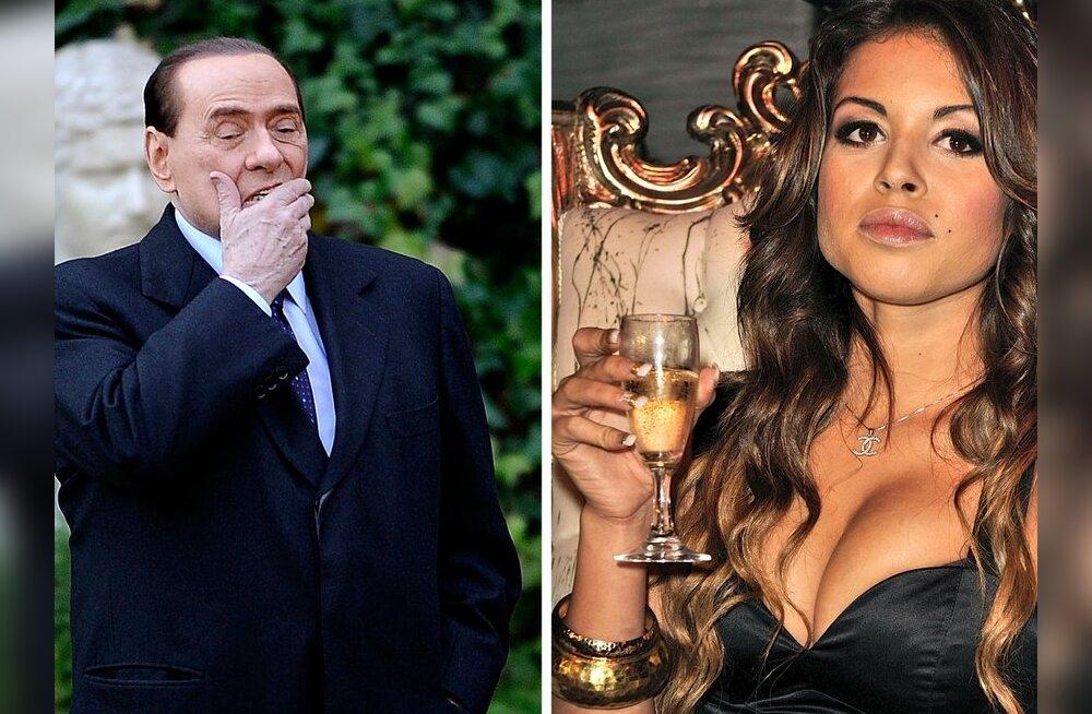 Silvio Berlusconit mainitakse USA inimkaubandusraportis