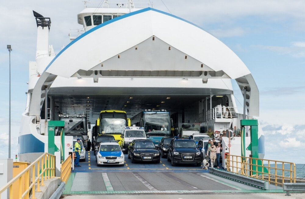Selgus uute parvlaevade piletimüügi- ja sadamate läbipääsusüsteemi konkursi võitja