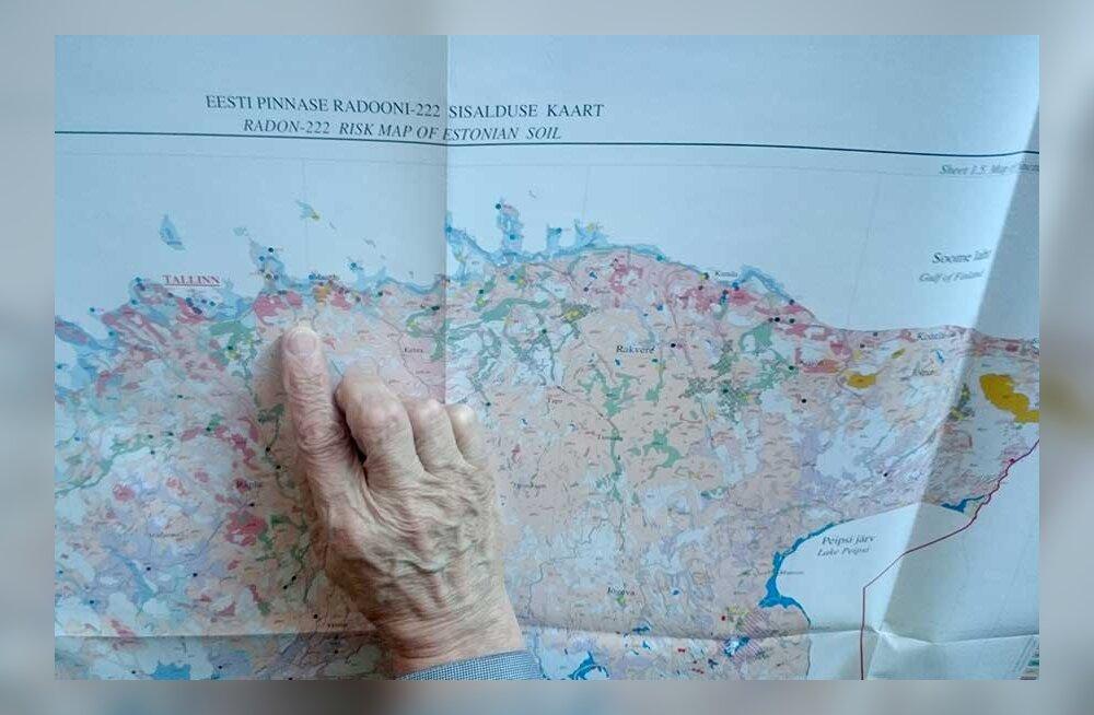 Правда ли, что тысячи людей в Эстонии исподтишка убивает радон, и кто находится в группе риска?