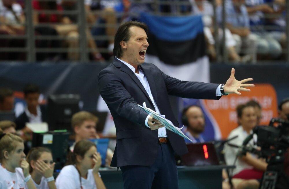 Miks läks tuliseks kiskunud mängus Cretu ja Serbia tähe vahel ütlemiseks?