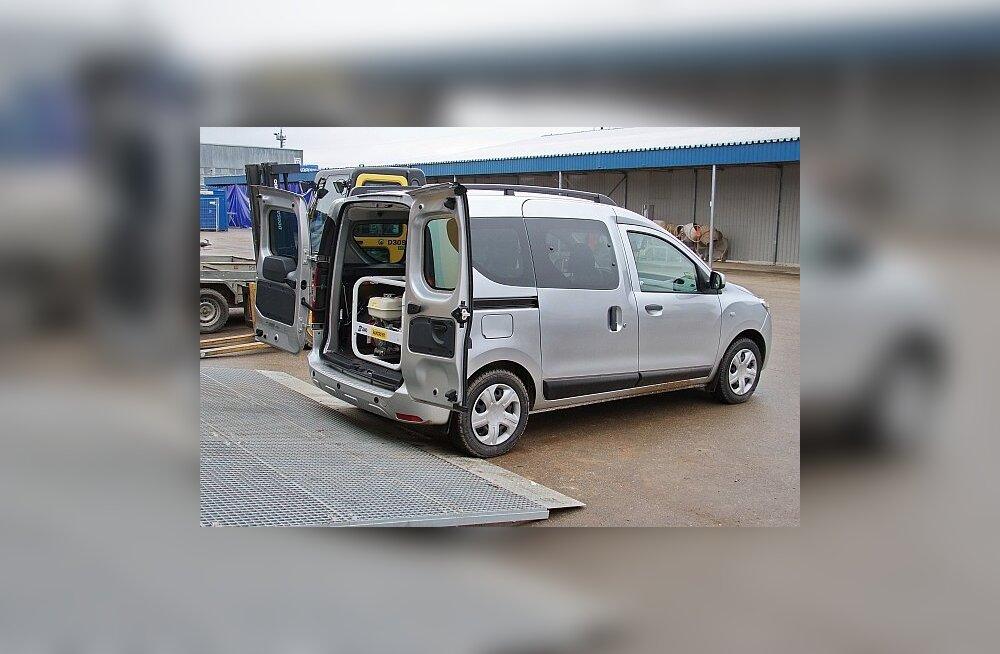 Dacia Dokker: tubli tööhobune