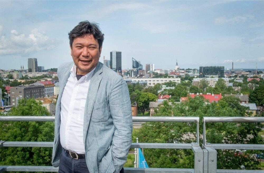 EAS-i välisesindaja Jaapanis – Kosaku Yamaguchi