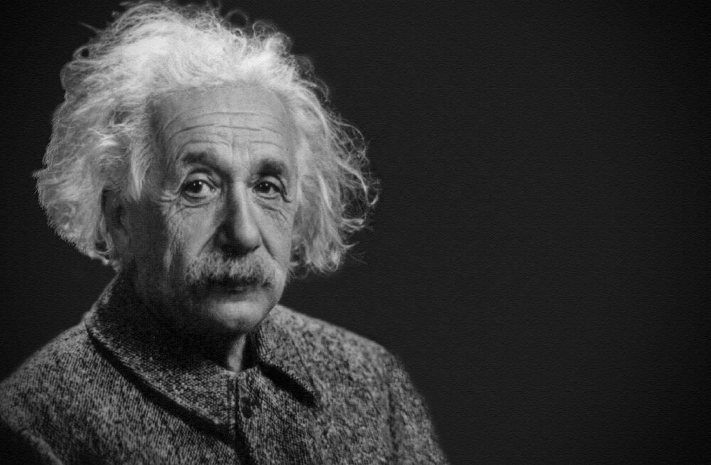 NOSTALGIA | Albert Einsteini viimane armulugu