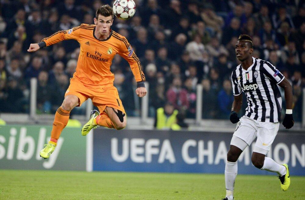 2013. aastal esindas Pogba veel Juventust, Bale aga juba Reali